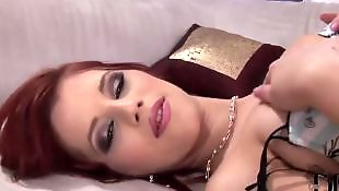 Striptease, Redhead solo, Skirt, Solo lingerie, Solo girls, Pussy close up