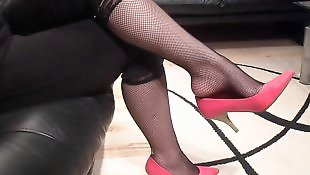 Foot fetish, Stockings, Foot, Fetish, Stocking, Upskirt