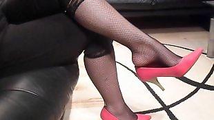 Foot fetish, Stockings, Foot, Fetish, Stocking, Upskirt