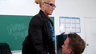 老师学生, 和老师, 丁字内衣, 美女老师