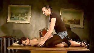 Lesbian massage, Tied, Massage, Lesbians massage, Anal massage, Ass massage
