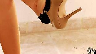 Соло модель, Соло длинные, Длинные ноги каблуки