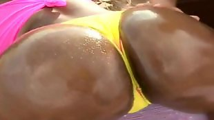 Oil, Oil anal, Oiled ass