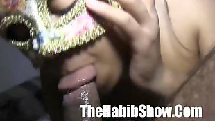 Deep throat, Ebony blowjob, Slow blowjob, Ebony, Slow, Amateur