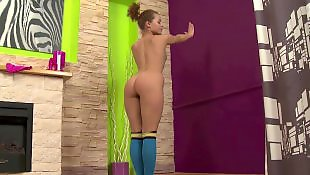 Russian teen, Russian, Naked, Erotic, Workout, Gymnast