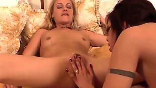 Lesbian fingering, Satin, Samantha ryan