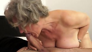 Mature masturbation, Mature blowjob, Mature