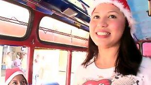 Culioneros, Bus, Tease