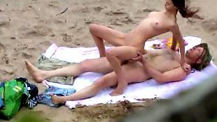 Beach, Beach voyeur, Voyeur beach, Video