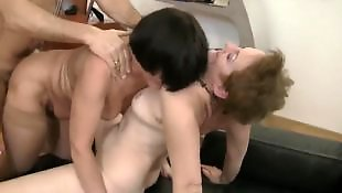 Rocco siffredi, Two girls