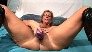 Dildo mature, Granny dildo, Piercing, Toy, Milf dildo, Toying