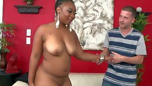 Ebony pussy, Big ass ebony, Reality king, Curvy, Dogging, White panties