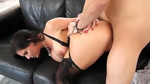 Stockings anal, Twisty, Phoenix marie, Pantyhose anal, Pantyhose