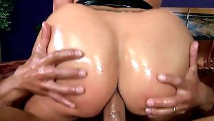 Oil, Kelly divine, Ass toy, Oil anal, Kelly