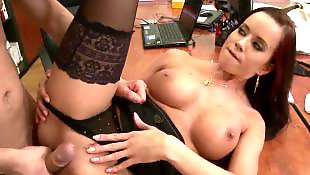 Office, Big tits, Fantasy