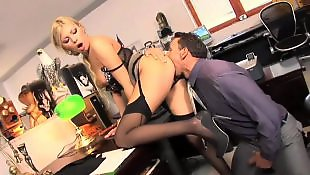 Secretary, Office, Ass lick, Boss, Secretary anal