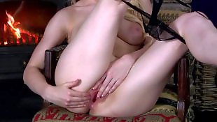 Open pussy, Spreading, Twistys solo, Big boobs solo, Big tits solo, Solo girls