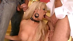 Oral, Double blowjob
