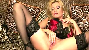 Stockings masturbating, Stocking dildo, Stockings dildo, Donna bell