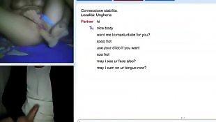 Webcam masturbing, Masturbation femme bandante, Femme cam