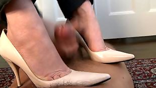 Foot, Pov handjob, Foot fetish, Mistress, Hand job, Hand