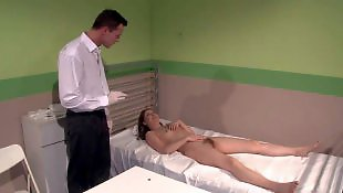Doctor, Mature, Mature hairy, Hairy mature, Tied up