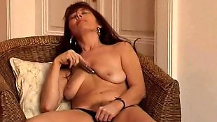 Granny, Mature hairy, Saggy, Mature, Hairy granny, Sara