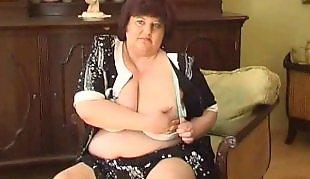 Granny masturbating, Bbw mature, Granny masturbation, Fat mature, Granny dildo, Bbw granny