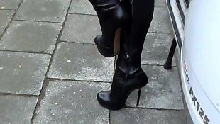 Pantyhose, Upskirt, Teen pantyhose, Nudist, Street, Teen stocking