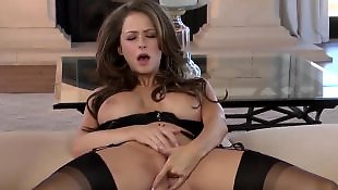 Stockings masturbating, Pantyhose, Emily b, Spread, Pussy spreading, Spreading