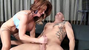 Milf stockings, Stockings fuck, Deauxma