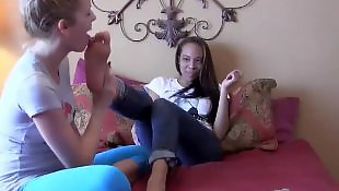 Ebony pov, Toes, Ebony stockings, Toe sucking