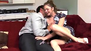 Office, Natural tits, Throat fuck, Jessie andrews, Mouth fuck, Boss