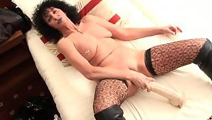 Dildo mature, Milf dildo, Granny dildo, Mature, Huge toy, Mature dildo