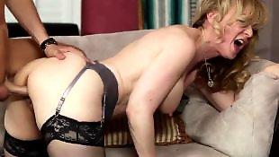 Milf stockings, Mature blowjob, Mature, Nina hartley, Milf lingerie, Young stockings