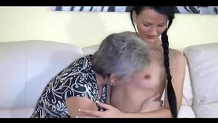 Granny lesbian, Mature lesbian, Mature, Granny