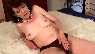 Hairy mature, Granny, Mature fuck, Old granny, Nipple, Mature