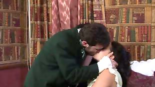 Mature threesome, Mature, Mature blowjob, James deen, Threesome mature, Kissing
