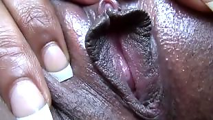 Ebony pov, Nudist, Interracial, Public