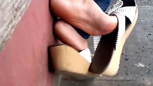 Feet, Candid, Candid feet