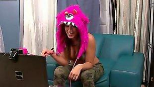 Web, Costume, Web cam