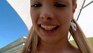 Bang bros, Spreading, Teen handjob, Clothes, Young handjob