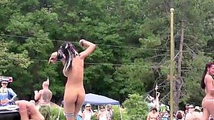Nude, Nudist, Classic, Nudes a poppin