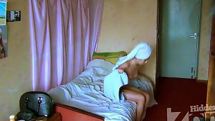 Spycam, Young girls, Bedroom