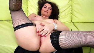 Mature amateur, Mature masturbation, Mature, Milf stockings, Stockings masturbation, Stocking masturbation