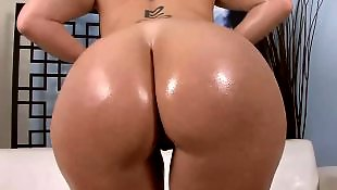 Oil, Milf, Oiled, Old granny, Huge, Granny