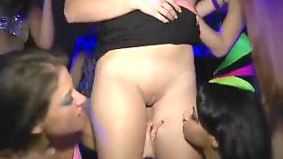 Club, Anal orgy