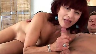 Nipple suck, Old and young, Granny, Mature, Old granny, Mature fuck