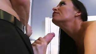 Hd milf, Blowbang