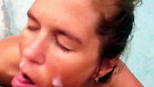Amateur facial, Facial, Amateur, Cumpilation, Cumshot, Handjob facial